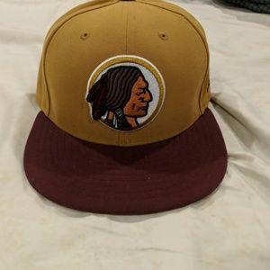 New Era 59Fifty Washington Redskins fitted hat